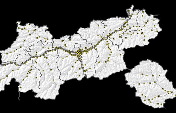 Tirol – Tourismus – Raiffeisen