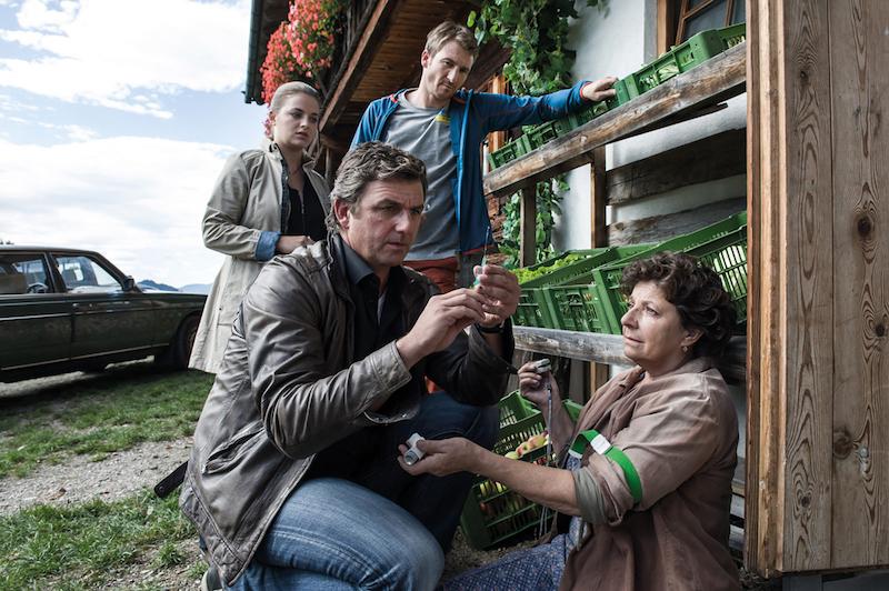 Tourismusmagazin PUR Cine Tirol Bergdoktor Filmland Tirol